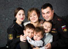 Семья-победитель из Севастополя во Всероссийском конкурсе «Семья года»