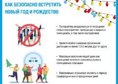 Встречаем Новый год безопасно!