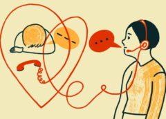 Детский телефон доверия: экстренная психологическая помощь при суицидальных рисках.