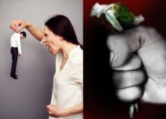 Домашнее насилие. Что делать?